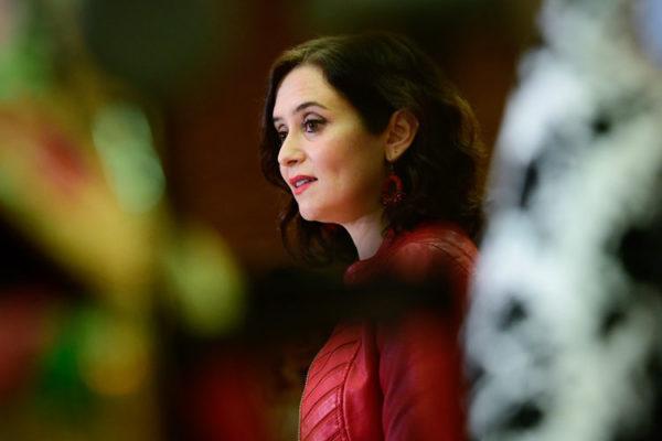 Isabel Díaz Ayuso: 'Los toros son una expresión de la libertad y sirven como prueba de una sociedad libre'.