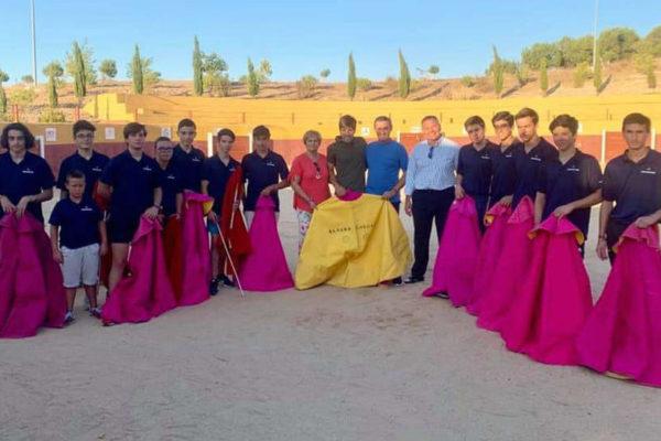 La Diputación de Toledo se olvida de la Escuela Taurina 'Domingo Ortega' en sus presupuestos.