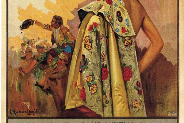 Hace 282 Años Nació La Cartelera Taurina En Madrid,