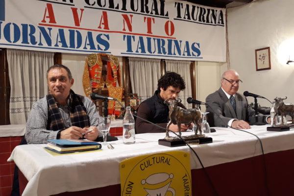 XVII JORNADAS TAURINAS DE LA ASOCIACIO CULTURAL TAURINA AVANTO.