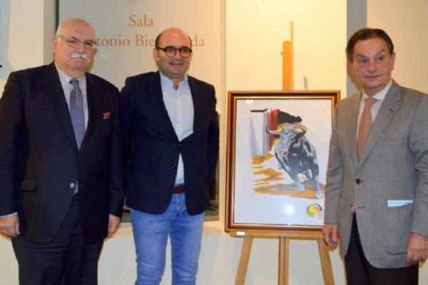 La UAATM premia a «Carasucia» de Valdellán.