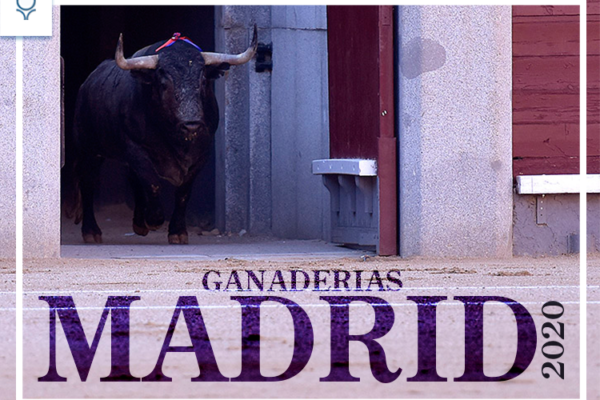 Las ganaderías de Madrid 2020.