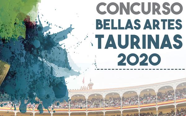 Plaza 1 convoca el Concurso de Bellas Artes Taurinas 2020.