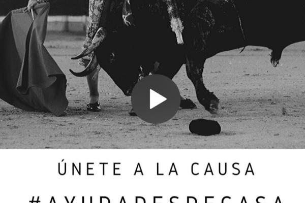 Álvaro Lorenzo lanza una campaña solidaria para ayudar a hospitales y residencias de Toledo.
