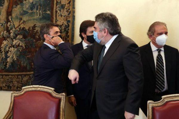 Así fue la reunión del sector taurino con Cultura, según el ministro Rodríguez Uribes: