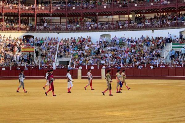 Málaga, primera plaza de primera en dar toros
